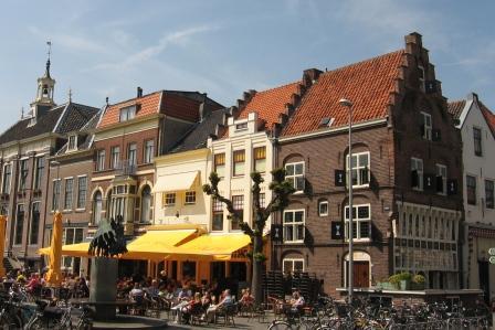 foto binnenstad